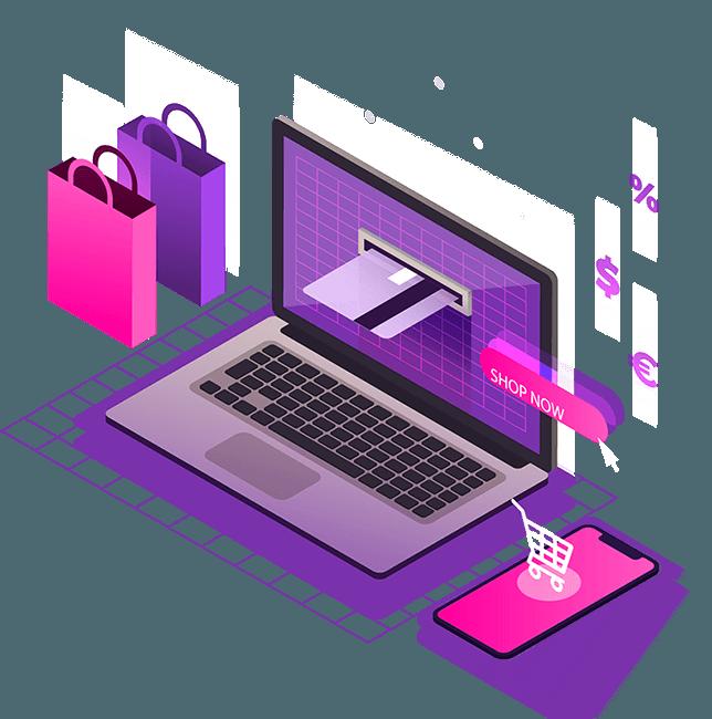 magazin online, online shop