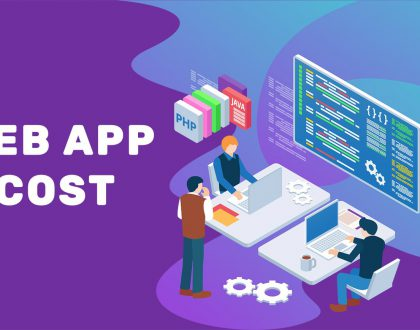 Web APP: How much does it cost to develop an application?