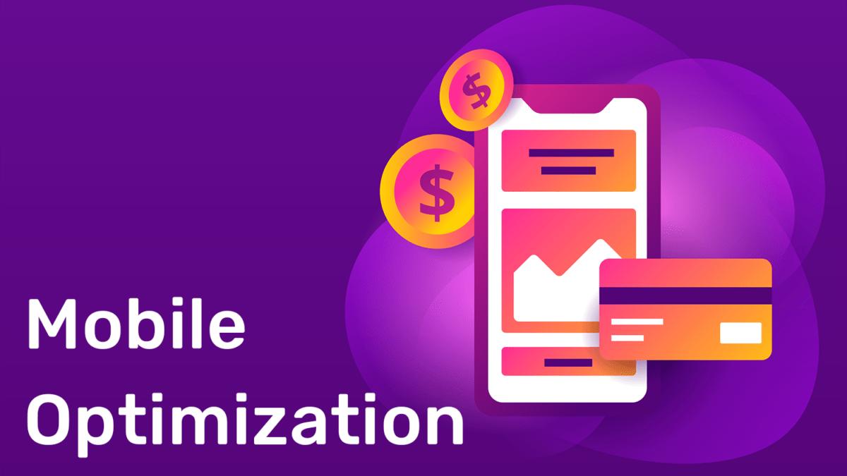 Optimizarea pentru mobile