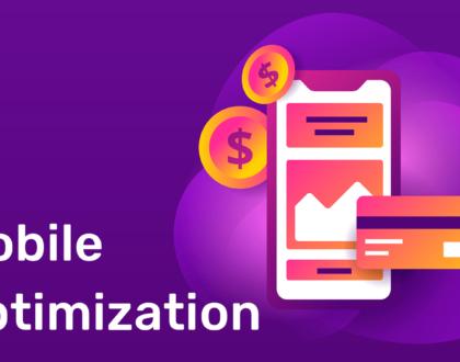 Mobile optimization: How should a website look on mobile