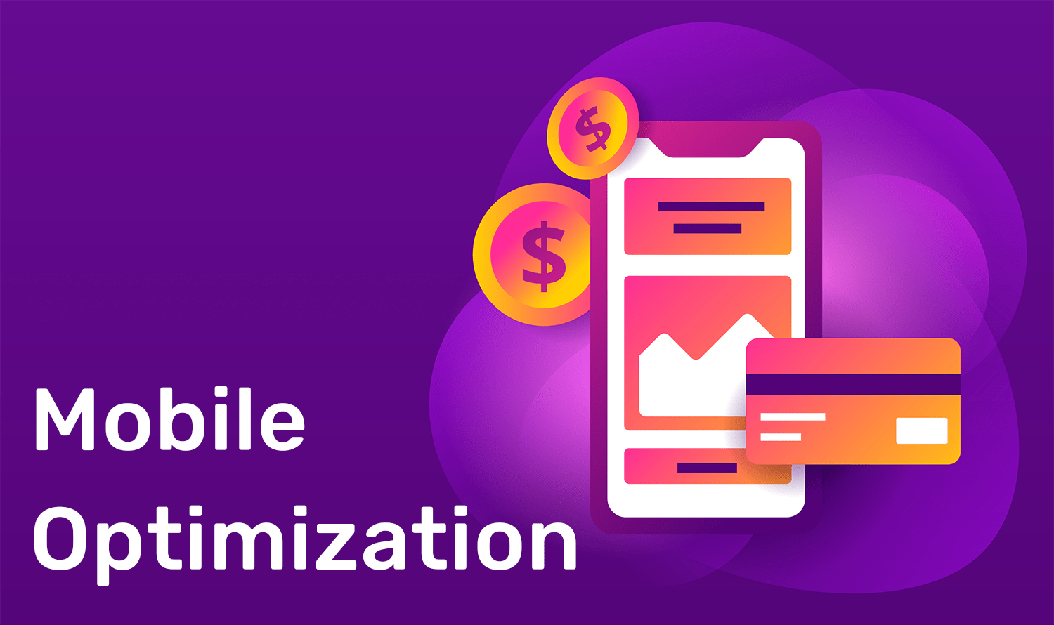 Mobile optimization: How should a website look on mobile