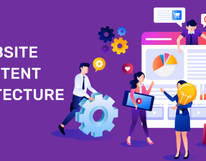 Website Structure and Content Architecture