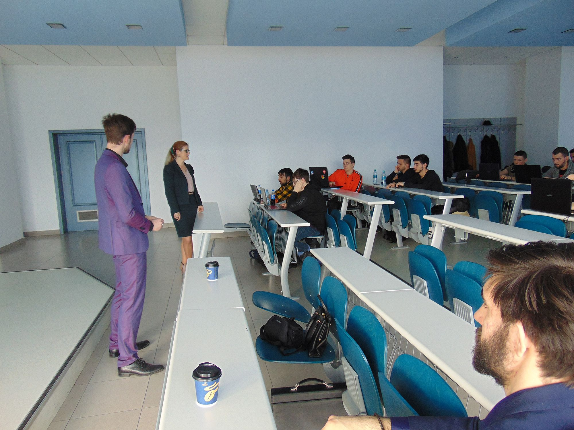 SenDesign at thee Faculty of Informatics of TMU